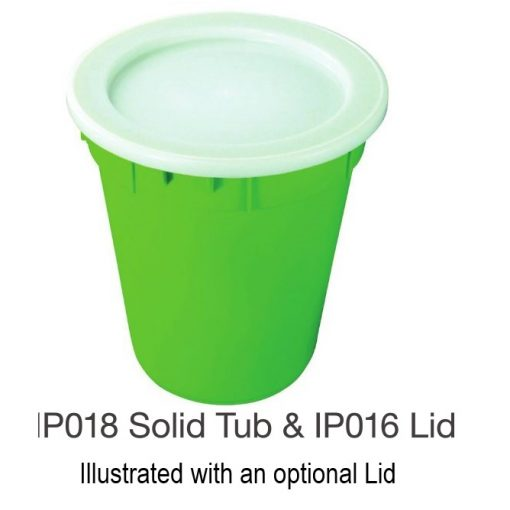 Nally IP018 Solid Tub