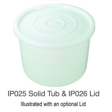 Nally IP025 Solid Tub