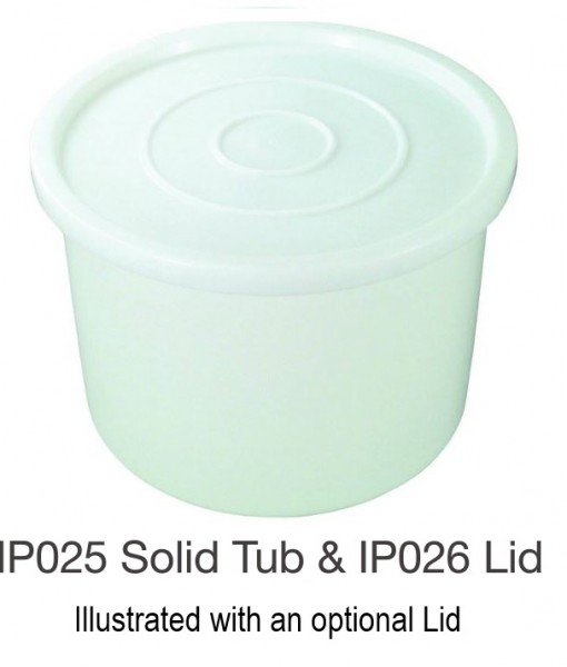 Nally IP025 Solid Tub