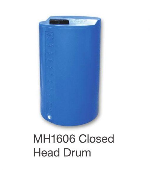 Nally MH1606 Closed Head Drum 235L