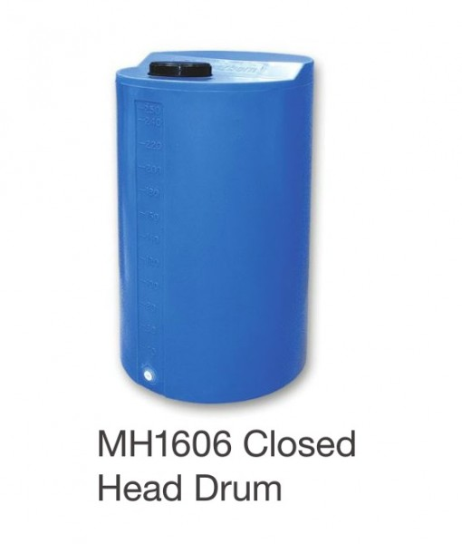 Nally MH1606 Closed Head Drum 235L