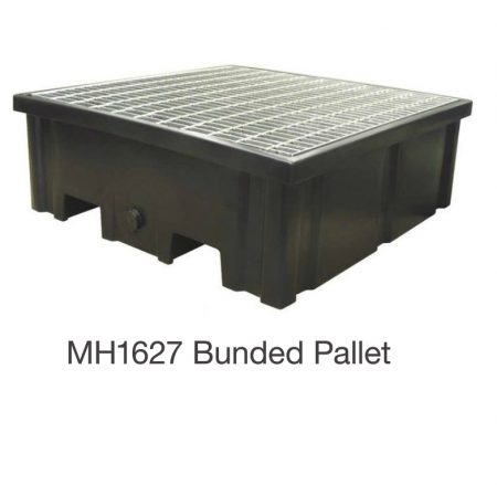 Nally MH1627 Bunded Pallet