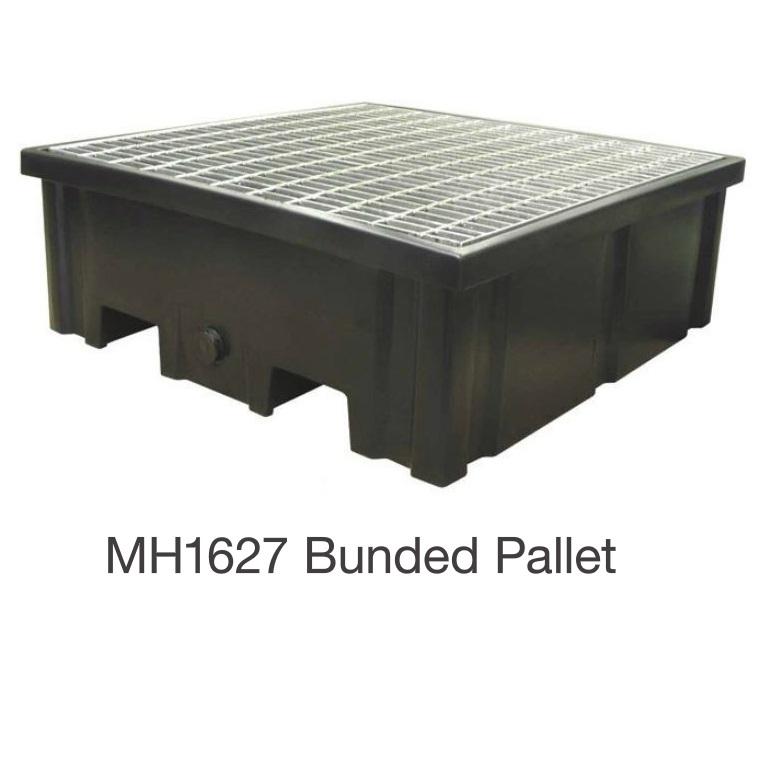 Nally MH1627 Bunded Pallet| Spacepac Industries online Store.