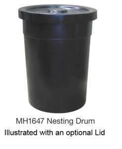 Nally MH1647 Nesting Drum 115L