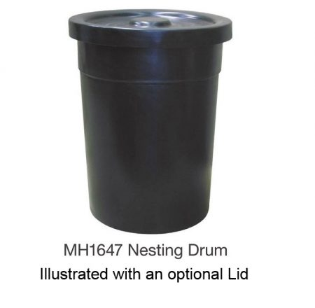 Nally MH1647 Nesting Drum 115L