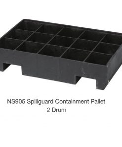 Nally NS905 Spillguard Containment Pallet- 2 Drum