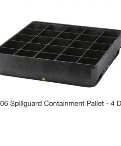 Nally NS906 Spillguard Containment Pallet- 4 Drum