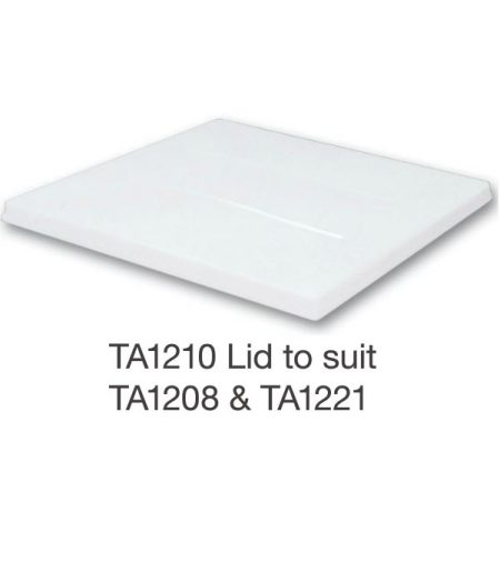 Nally TA1210 Lid For TA1208 & TA1221