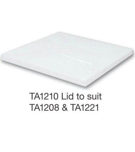 Nally TA1210 Lid For TA1208 & TA1221