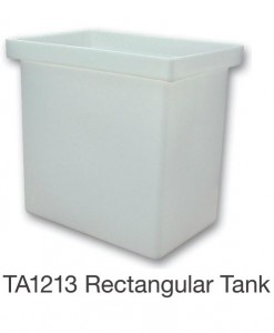 Nally TA1213 Rectangular Tank.