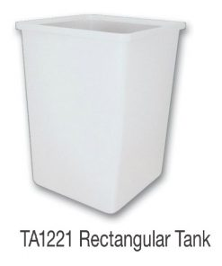 Nally TA1221 Rectangular Tank 310L