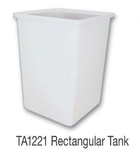 Nally TA1221 Rectangular Tank 310L