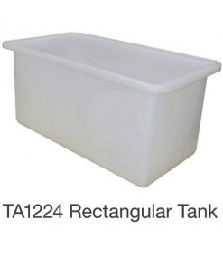 Nally TA1224 Rectangular Tank 455L