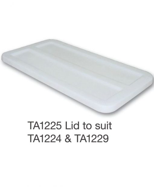 Nally TA1225 Lid For TA1224 & TA1229