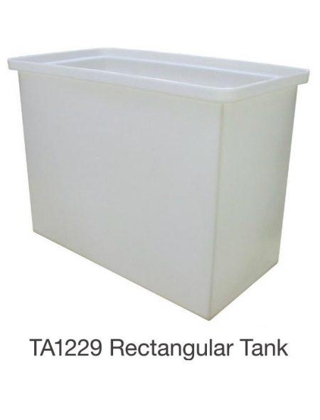 Nally TA1229 Rectangular Tank 690L