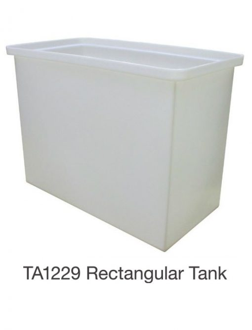 Nally TA1229 Rectangular Tank 690L
