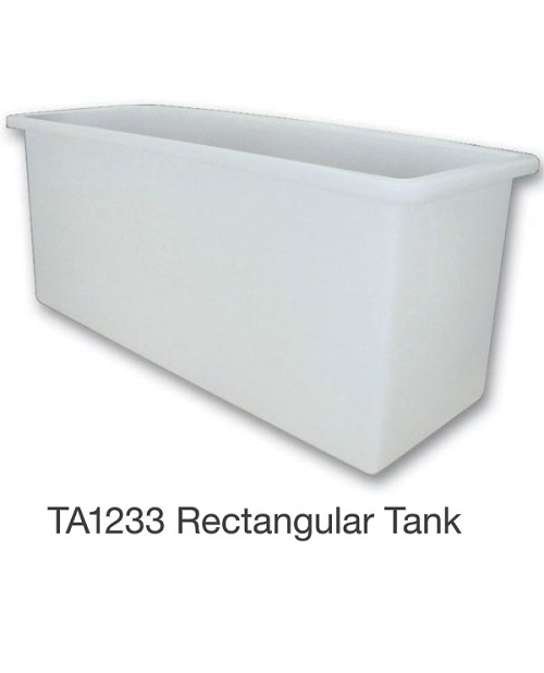 Nally TA1233 Rectangular Tank 600L