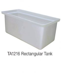 Nally TA1216 Rectangular Tank