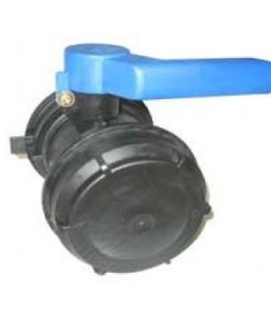 Butterly Valve - Screwable for IBC-DN80 (1)