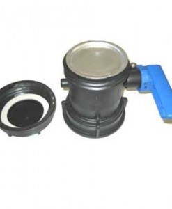 Butterly Valve - Screwable for IBC-DN80 (2)
