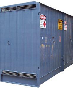 Dangerous Goods Store Pallet- 5700x1650x2700 (2)