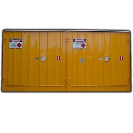 Dangerous Goods Store Pallet- 5700x1650x2700