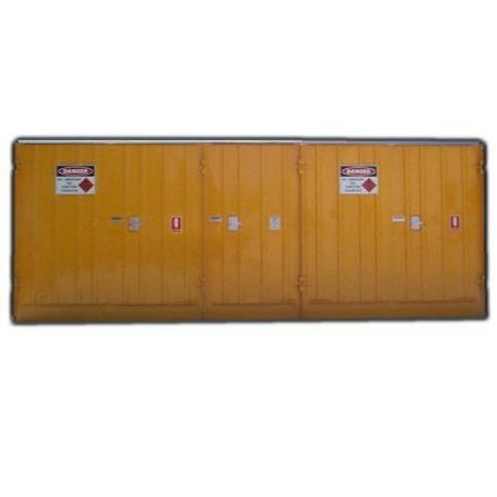 Dangerous Goods Store Pallet- 717x165x270 cm