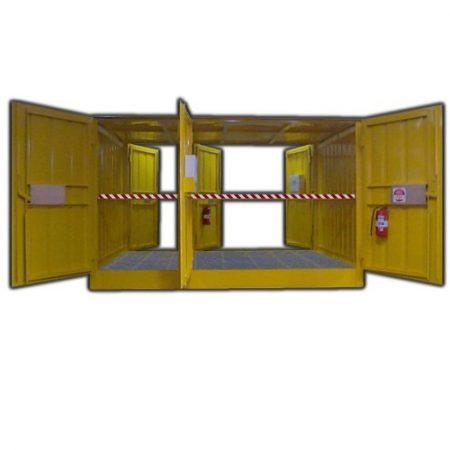 Dangerous Goods Store Pallet- 855x165x270cm