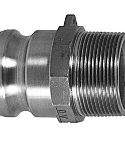 IBC FITTINGS 2 BSP male to 2 Camlock male al