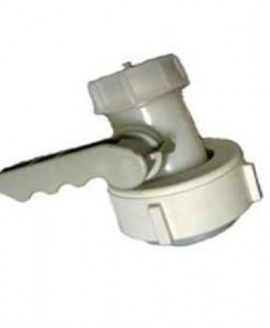 IBC Screwable Piston Valve, Santoprene seals - 80mm back end (1)