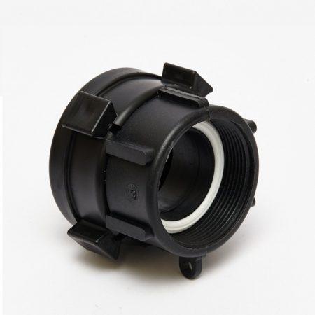 NW50 (60mm coarse thread) female x 2″ BSP57mm ID female (female x female adaptor) (1)