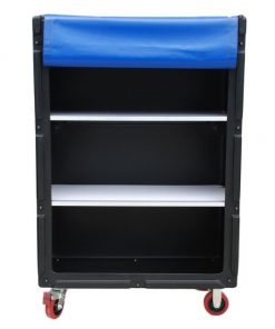 TALLBOY LINEN EXCHANGE TROLLEY 7 TLET7 (1)