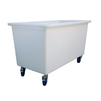 450 Litre Tub Trolley White