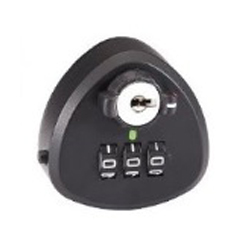 3 Dial Keyless, Combination lock AL204