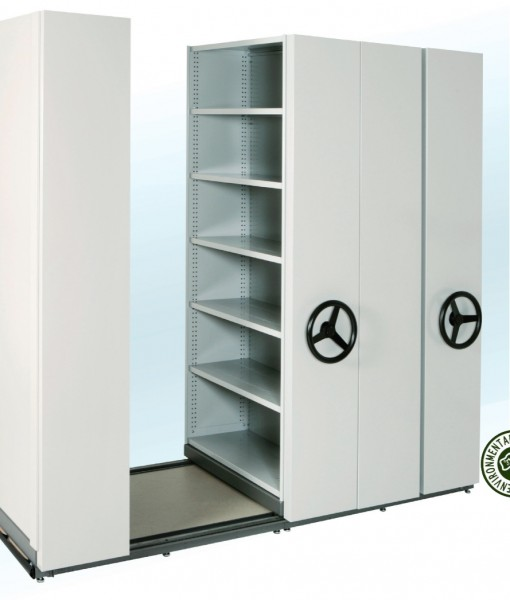 Mobile Shelving Mechanical