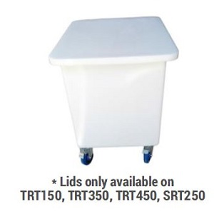 Polyethylene Lid to suit tub