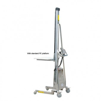 SS_work Positioner Electric w STD Pform