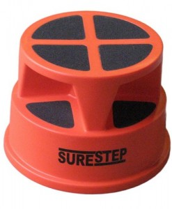 SURESTEP SAFETY STEP ROUND WITH CASTORS SRC (1)