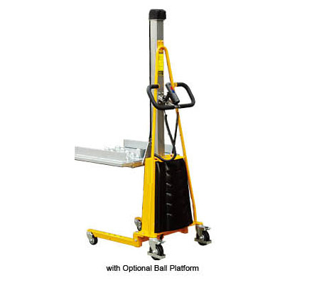 Work-Positioner w Opt Ball platform