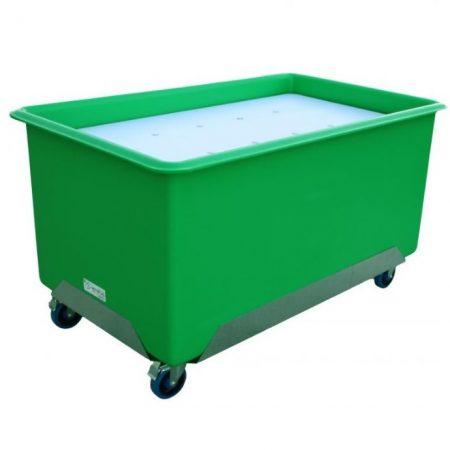 litre straight-sided rectangular tub trolley (SRT650) (1)