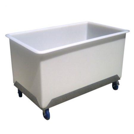 litre straight-sided rectangular tub trolley (SRT650)