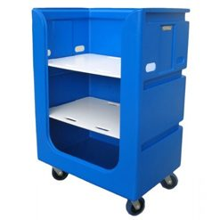 Linen Exchange Trolley - TALLBOY