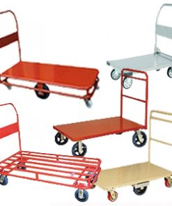 Platform Trolley - 1 Handle