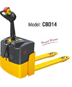 WCBD14_Electric Pallet Truck