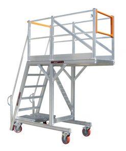 Aluminium Cantilever Access Platform