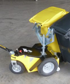 wheelie bin mover