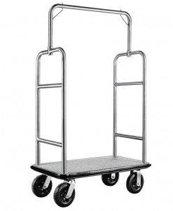 Luggage & Garment Trolley VG2103