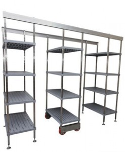 Top Track Compactus Shelving
