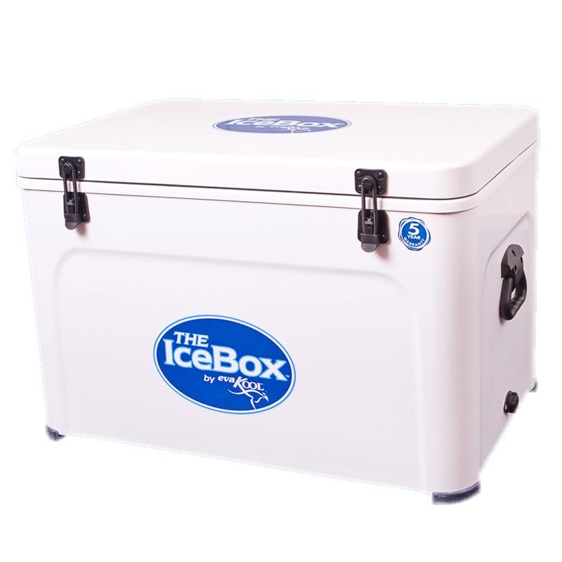 TIB120 EvaKool 120 Liter Fibreglass Icebox – Spacepac Industries