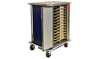 single-tray-meal-service-trolleys